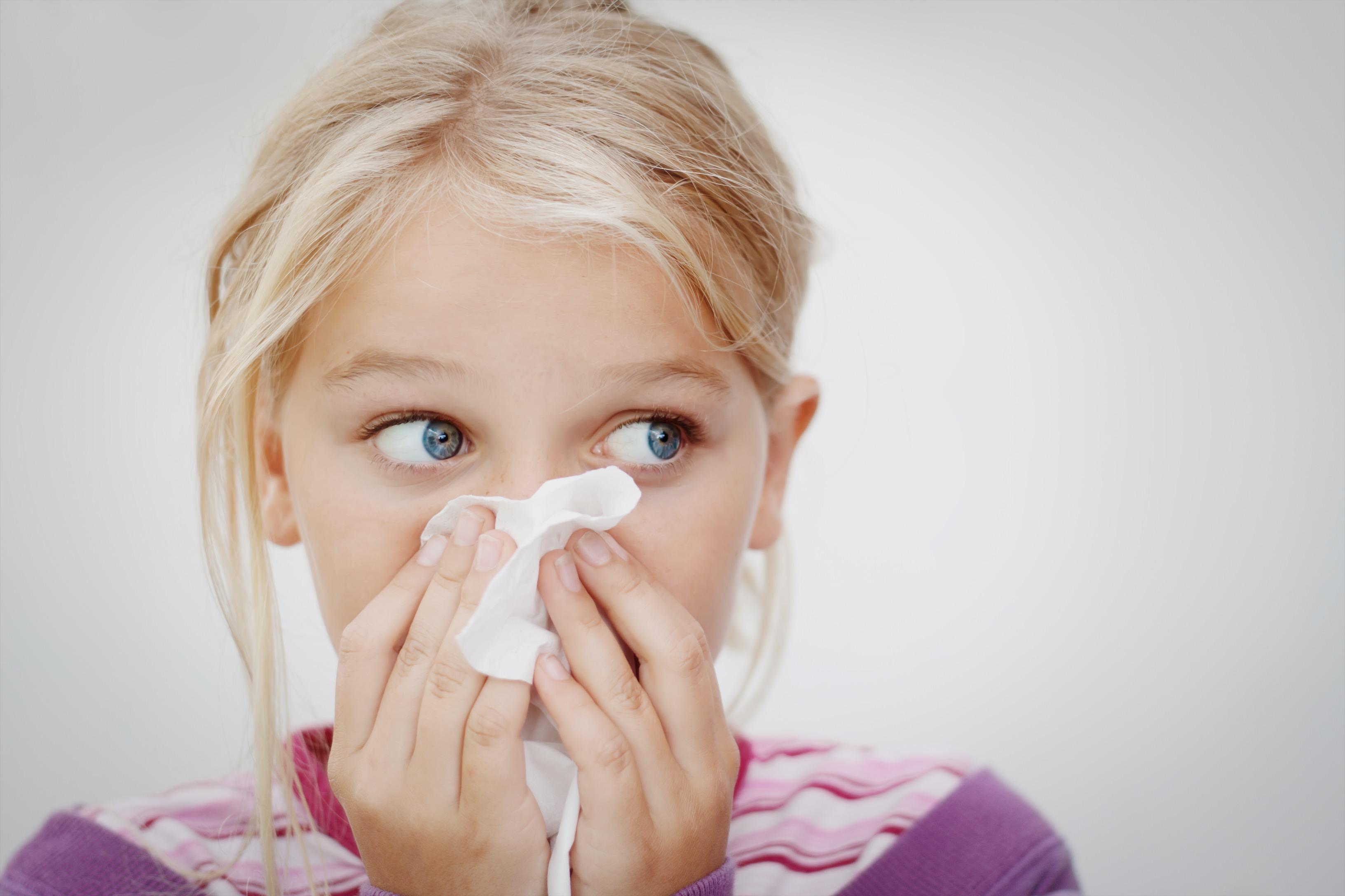 Гайморит у детей 2-6 лет: причины, симптомы, признаки, лечение
