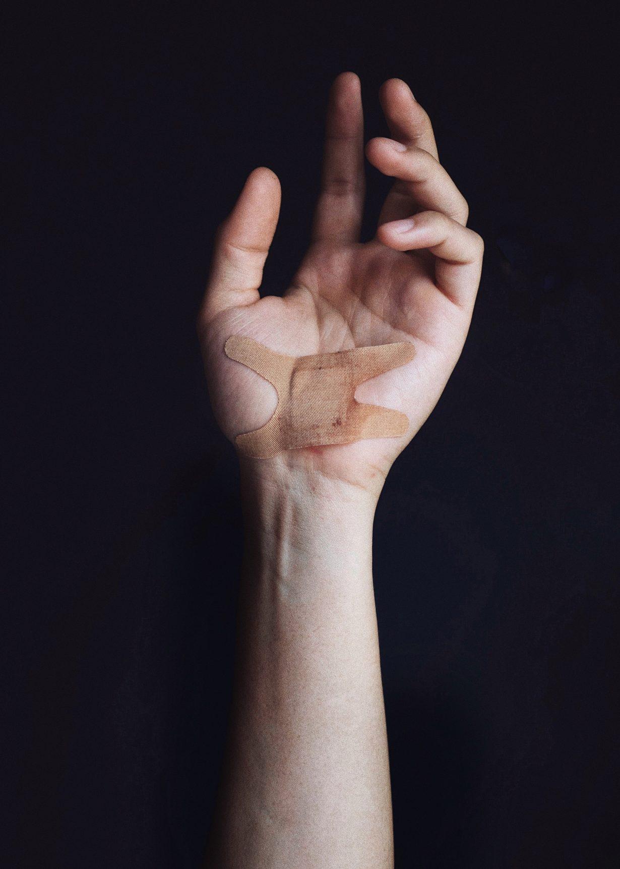 Лечение ран и трофических язв